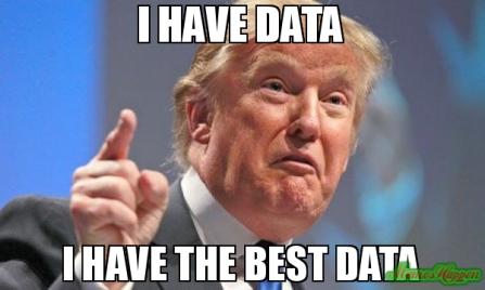 Donald Data Meme